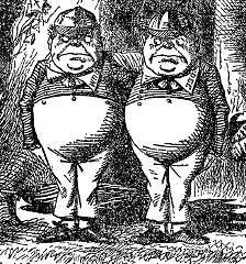 tweedledum-and-tweedledee
